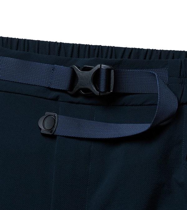 WDM1724 Twill Buckle-Pockets Shorts 斜紋插扣短褲